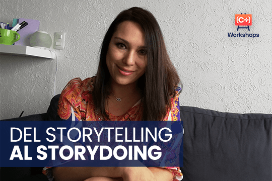 Del storytelling al storydoing con Design Thinking